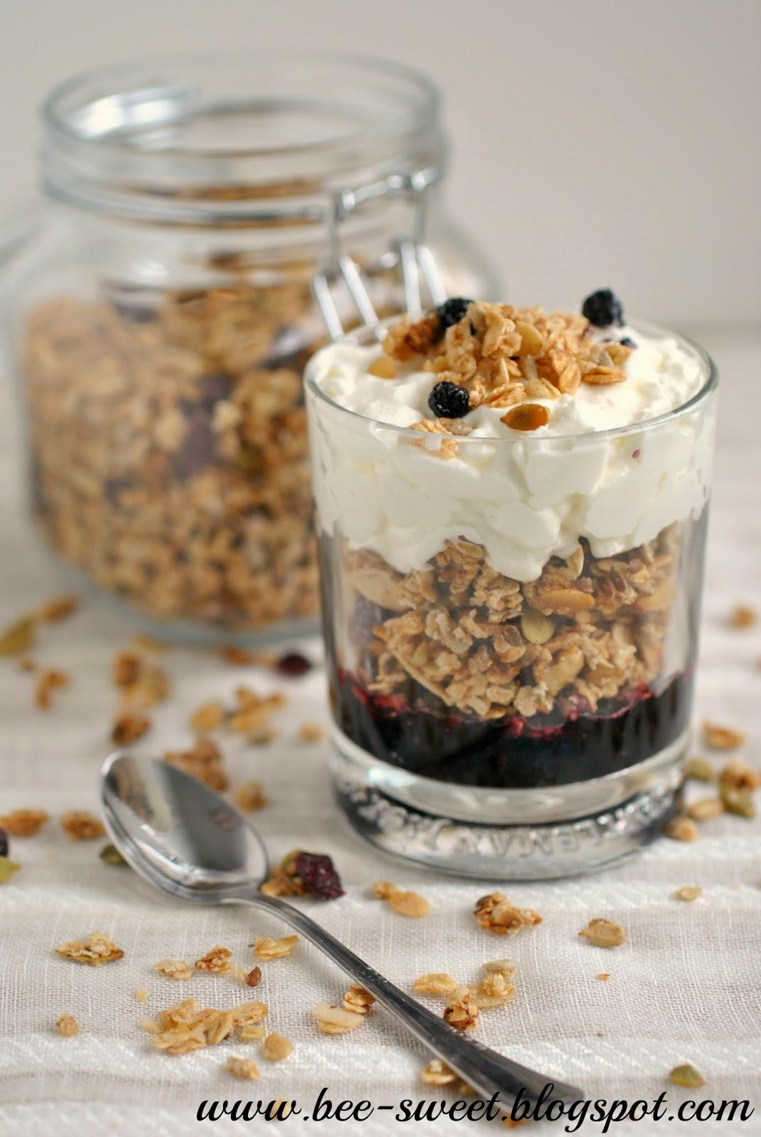Granola Fit Siostry
