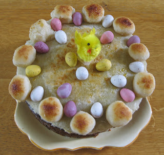 Simply scrumptious Simnel Cake for Easter