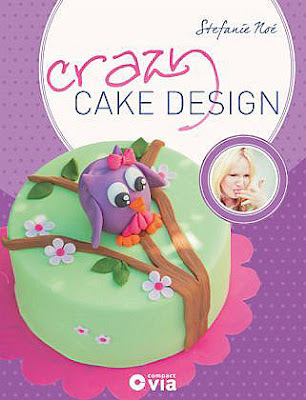 Buchrezension: Crazy Cake Design