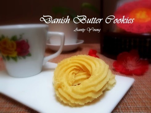 2015年饼 ~ 丹麦牛油曲奇(涡状) Danish Butter Cookies(Swirly)