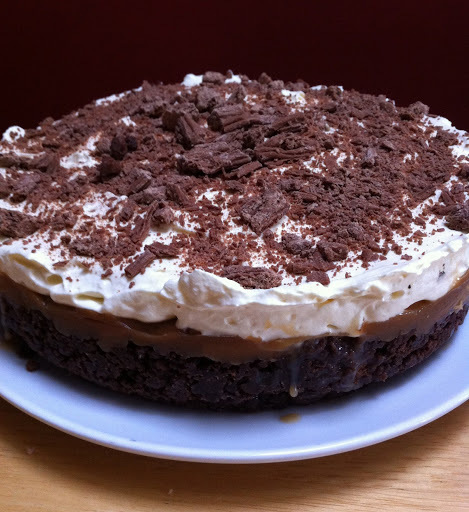 banoffee pie with a twist