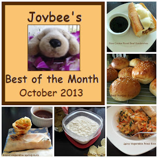 Best of the Month October 2013