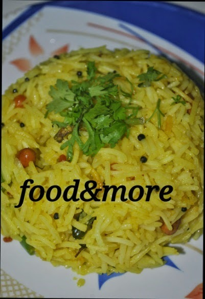 Recipe : Lemon Rice