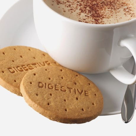 Sweetmeal/Digestive Biscuits