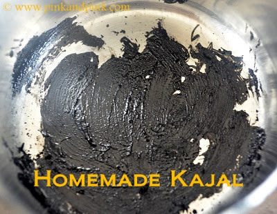 How to make Kajal at home | Homemade Kajal | Kohl | Surma | Kan Mai Recipe