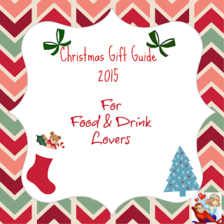 Christmas Gift Guide 2015: For Food & Drink Lovers (+ Giveaway)