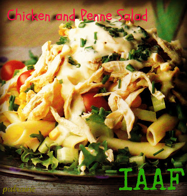Chicken and Penne Salad
