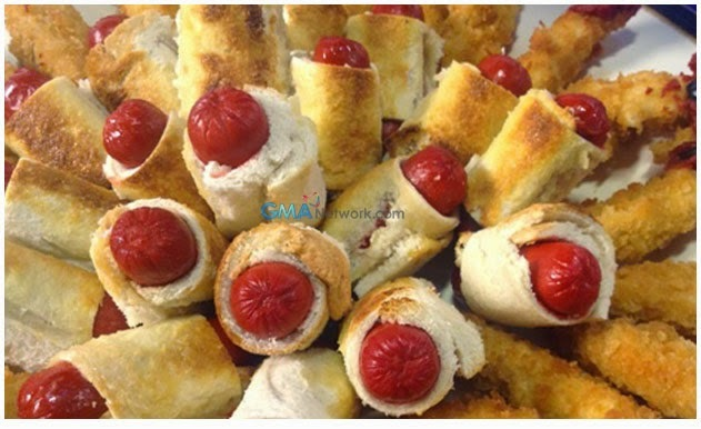 Pigs in a Blanket