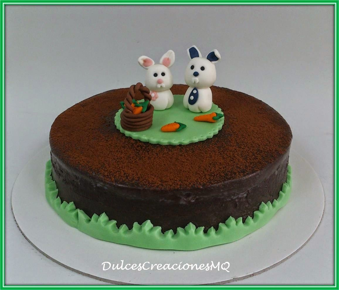 Tarta Mona de Pascuas -  Chocolate Layer Cake