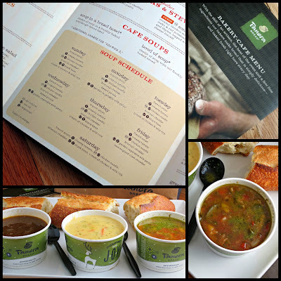 Soup's on at Panera!