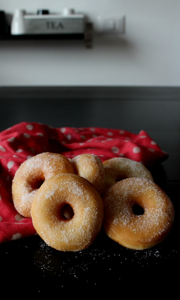 Ciambelle fritte - Donuts
