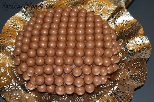 Tarta de Chocolate con Maltesers