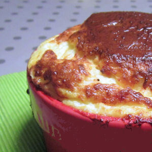 Souffle au fromage (5 PP)