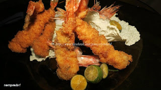 Pinoy breaded shrimp recipe-(Tempura)