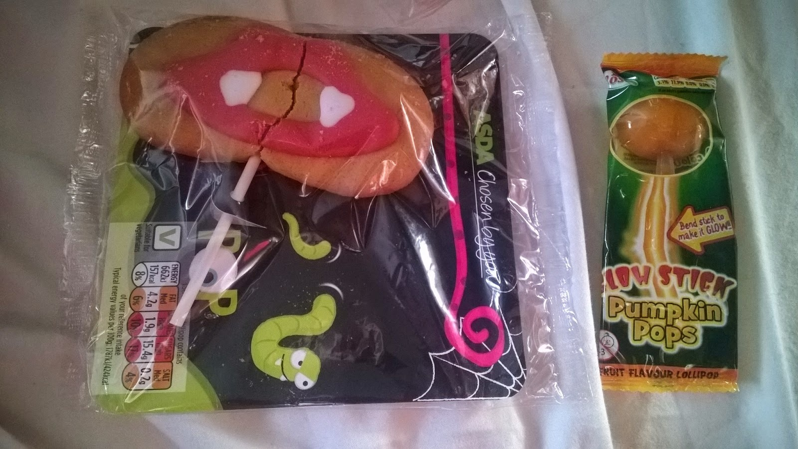 Halloween Goodies From Asda