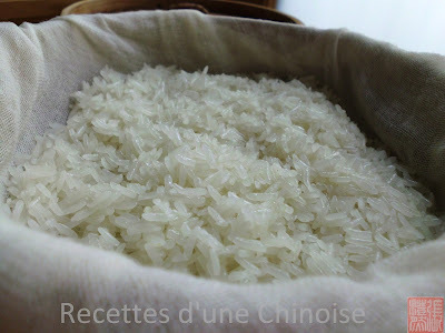 Comment faire cuire du sticky rice (riz gluant) ?
