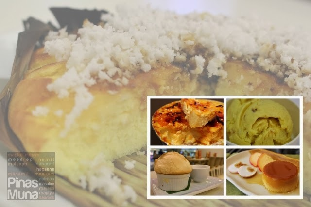 Bibingka-Inspired Desserts for Christmas