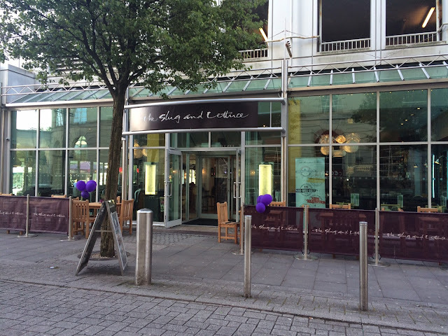 Perfect For Cocktails - Restaurant Review: The Slug and Lettuce, Cardiff