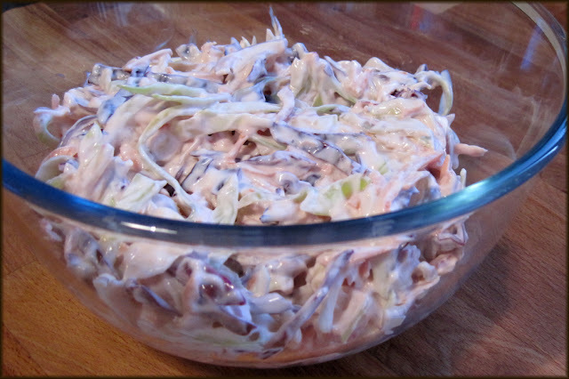 Seriously Good Coleslaw - easy to make