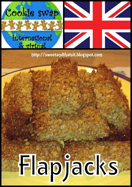 flapjack without golden syrup
