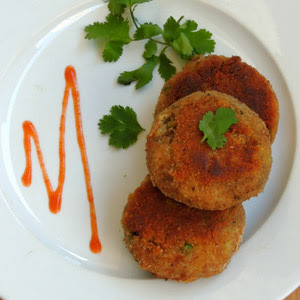 How To Make Sprouts Cutlets (Recipe Of Sprout Cutlet)