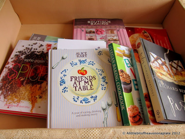 Choosing recipe books - views and reviews