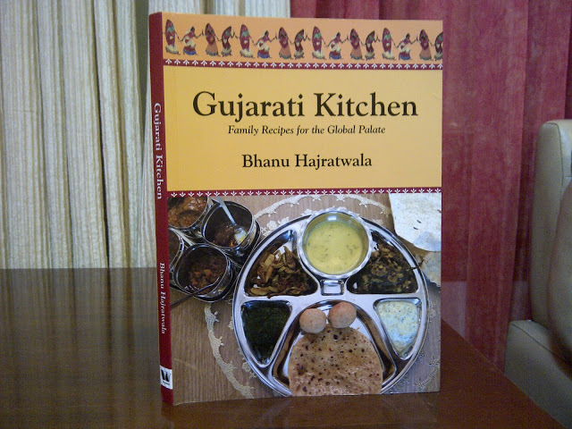 Gujarati Kitchen -  A book review