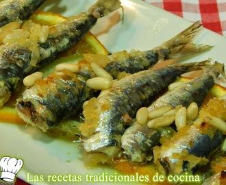 Recetas de como cocinar sardinas frescas mytaste - Como cocinar sardinas ...