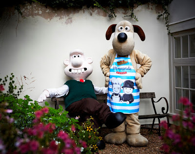 Wallace and Gromit's BIG Bake for CookBlogShare