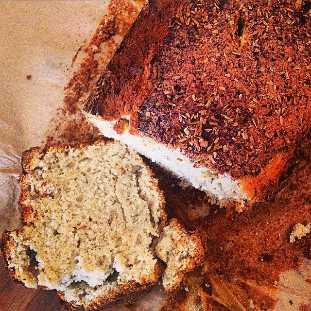 CLASSICS REVISITED: BOOZY BANANA LOAF