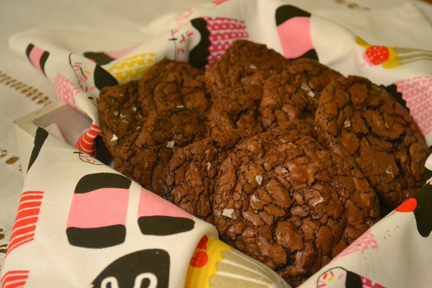 Super chocolate cookie