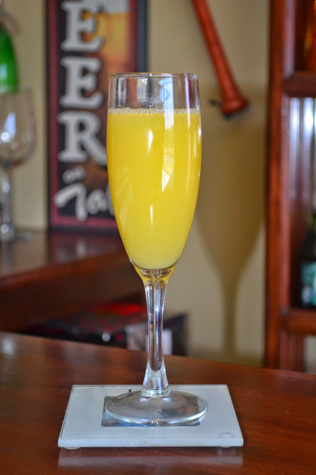 Mimosa Cóctel / Mimosa Cocktail