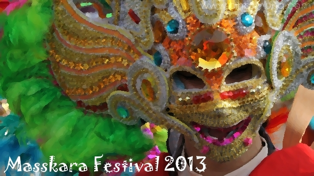 Get Ready for Masskara Festival 2013