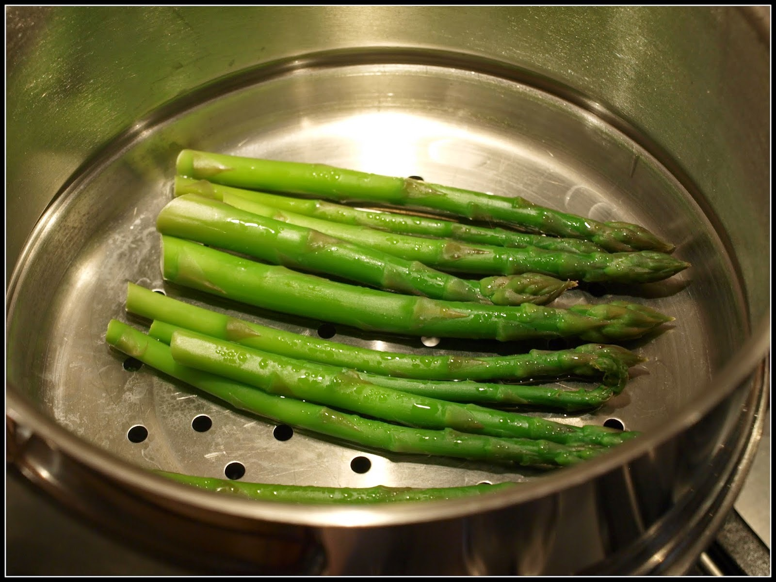 Starting to think about Asparagus