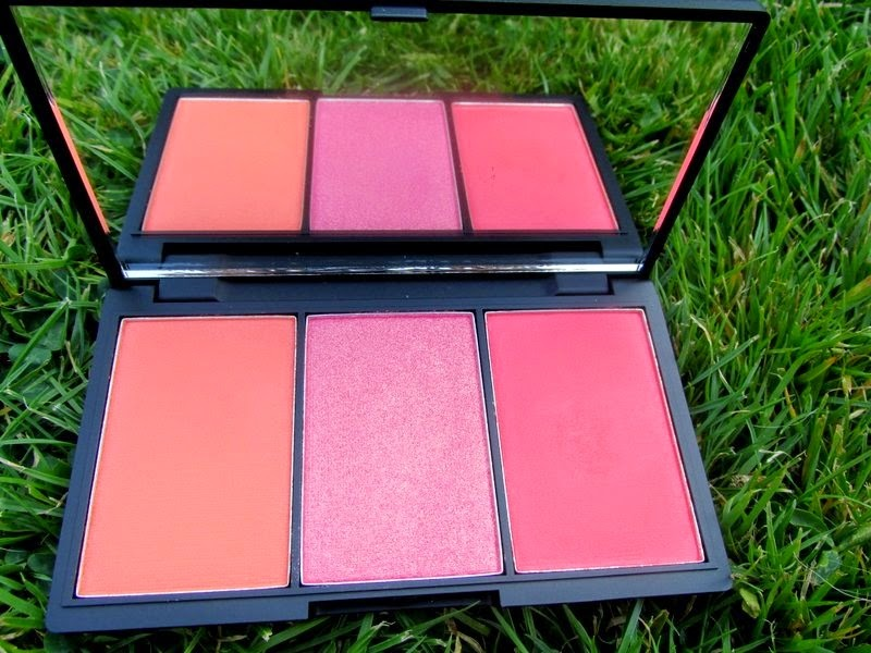 Sleek Blush By 3: The Perfect Trio