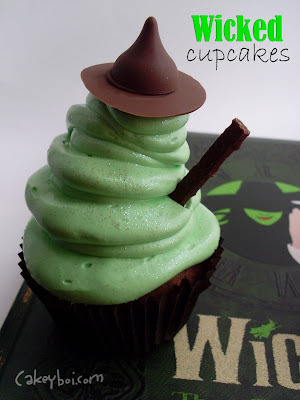 Wicked Cupcakes