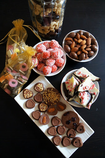 Christmas food ideas: No bake edible presents