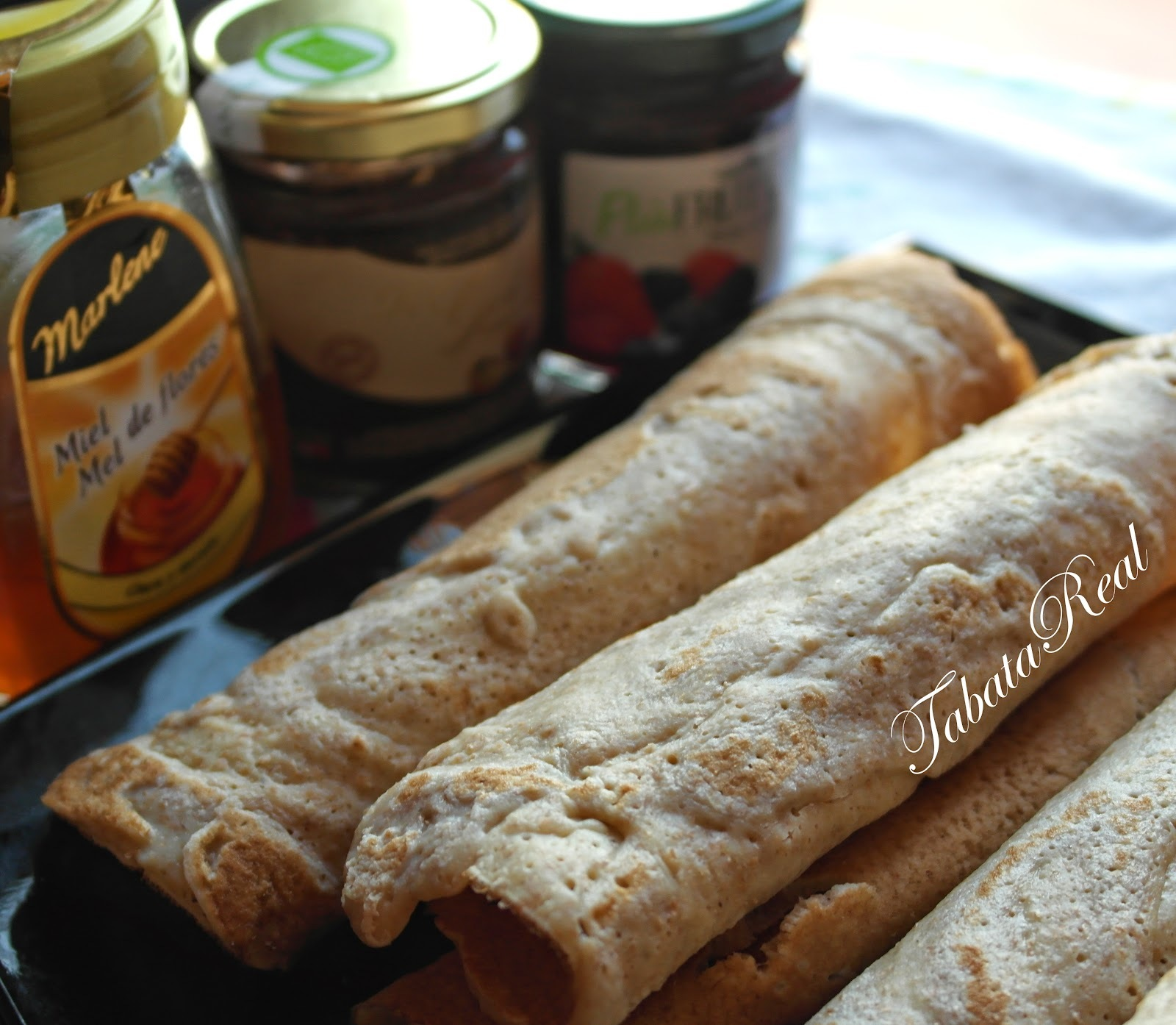 Receta / Ricetta MY FAST&DELICIOUS CRÊPES