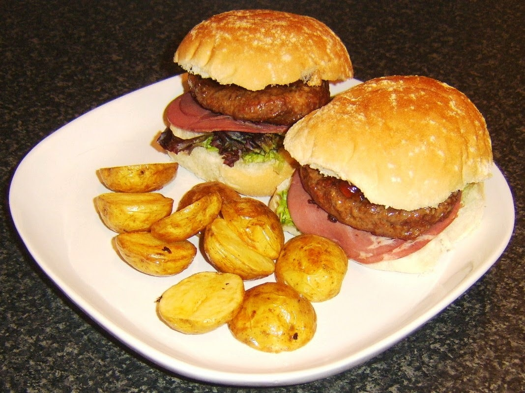 Scottish Venison Burgers