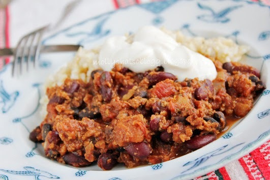 Värmande chili