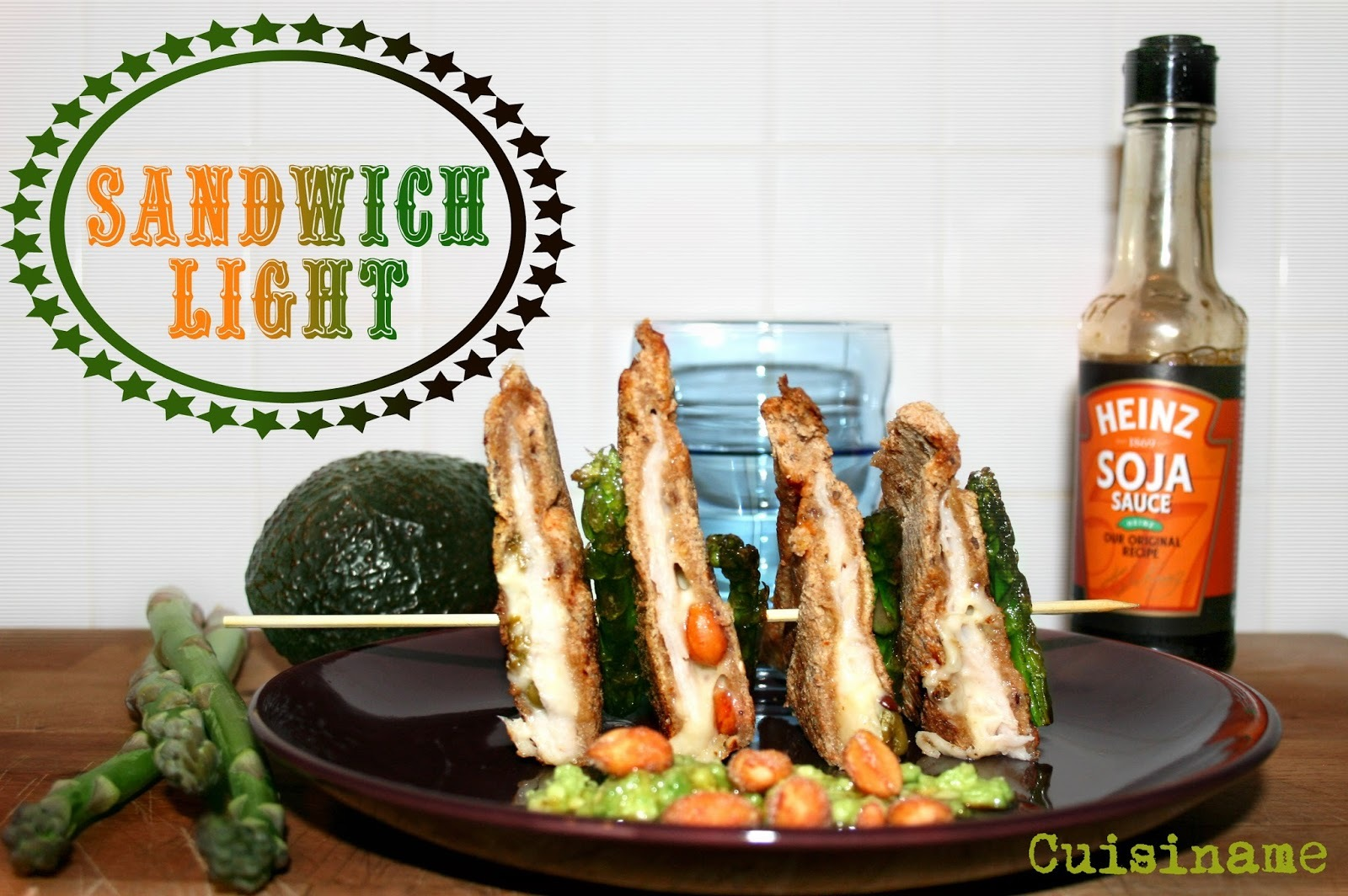 Sándwiches Light | Recetas Originales