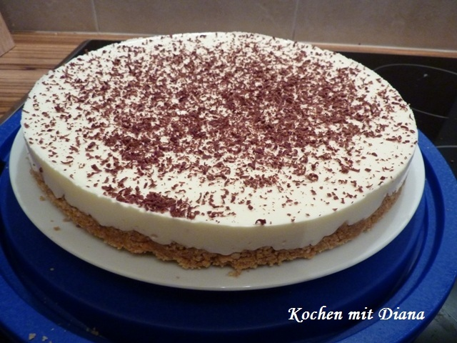 cheesecake without gelatin