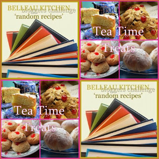 random recipes #20 - a teatime random recipe