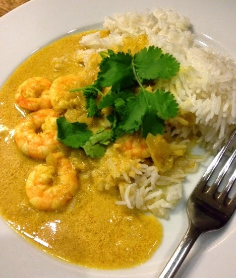 hairy dieters prawn curry recipe