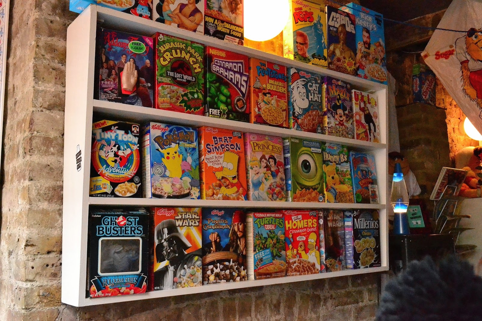 Cereal Killer Cafe – Shoreditch