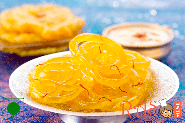 Jalebi Recipe - Indian Sweet Recipe