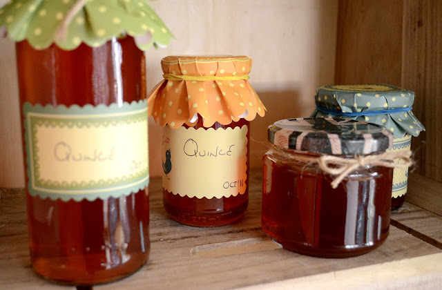 quince jelly