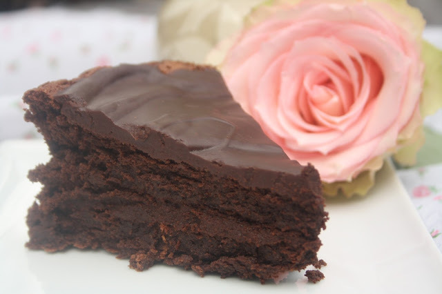 ina garten flourless chocolate cake recipe