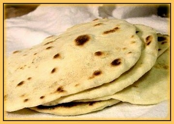 Tortillas caseiras