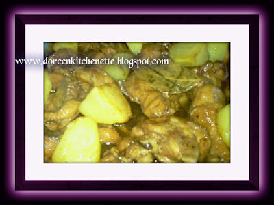 Adobong Manok ( Chicken Adobo )